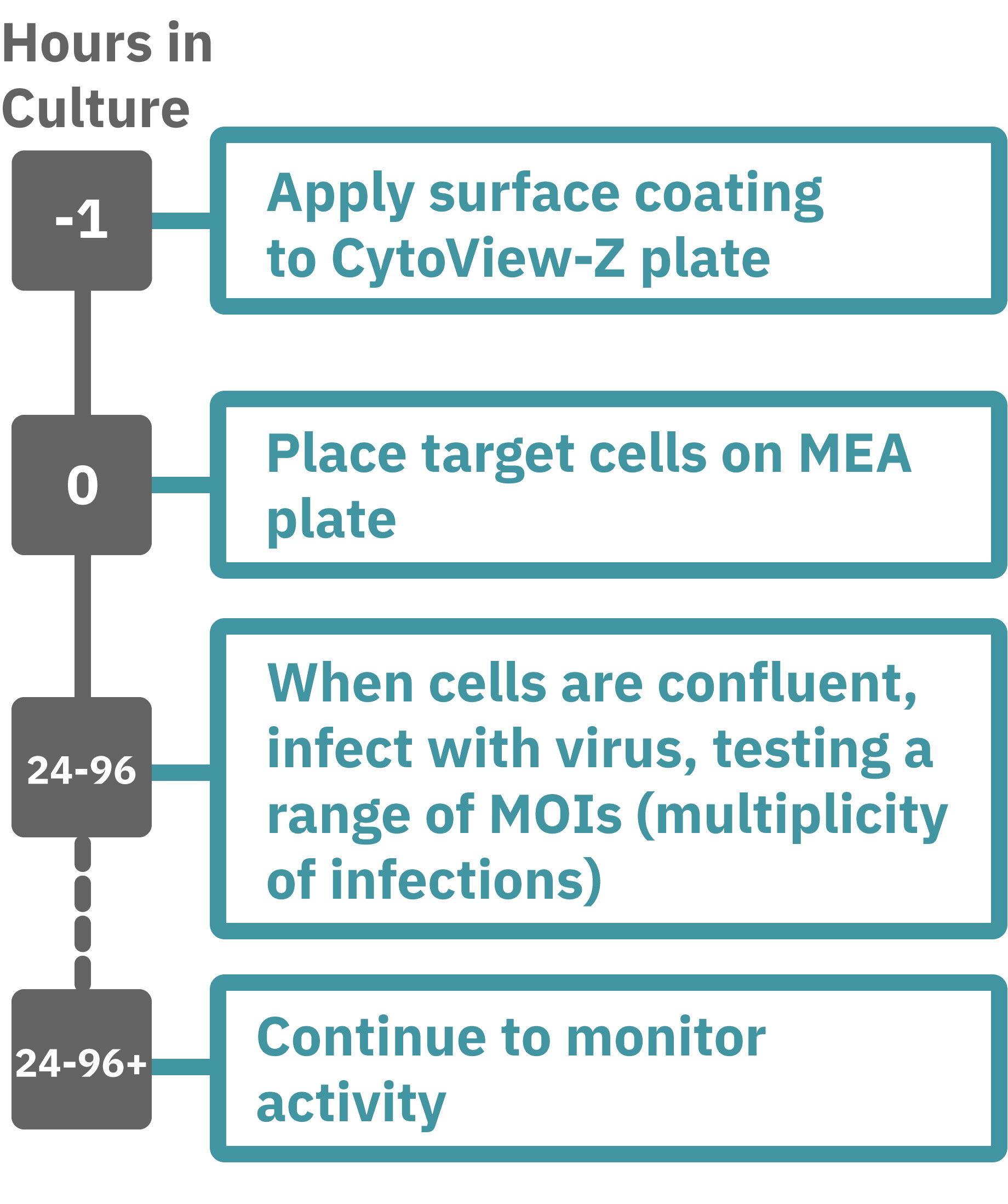 Viral Titer Assay Steps