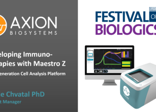 Immunotherapy presentation from festival of biologics